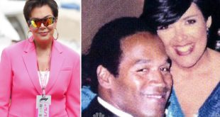 "OJ Simpson Bragged About ""Breaking"" Kris Jenner With His Sex Powers"